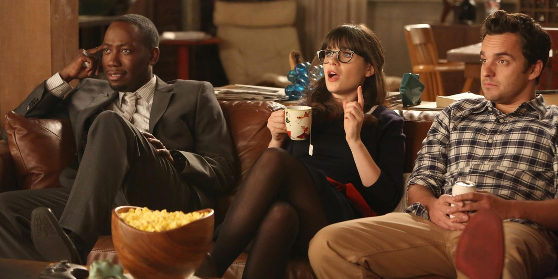 New Girl - Season 2 Episode 18: TinFinity