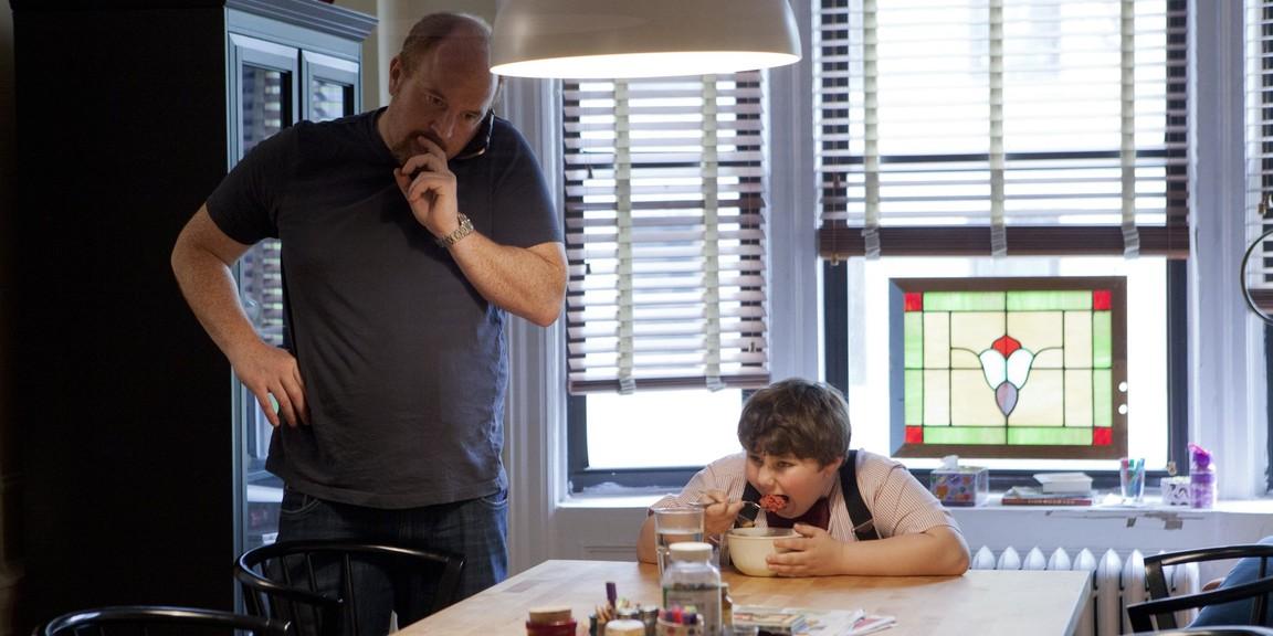 Louie - Season 3 Episode 06: Barney / Never
