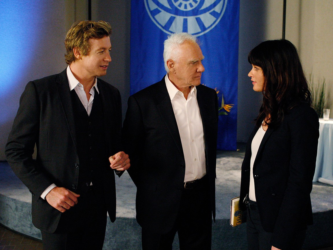The Mentalist - Season 2 Episode 20 : Red All Over