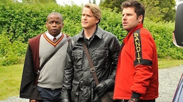 Psych - Season 8 Episode 03: Remake A.K.A. Cloudy... With a Chance of Improvement