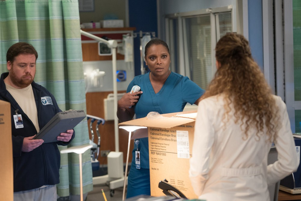 Chicago Med - Season 2 Episode 02: Win Loss