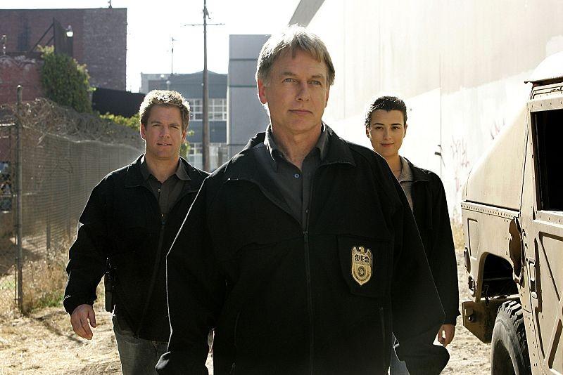 NCIS - Season 4 Episode 07: Sandblast