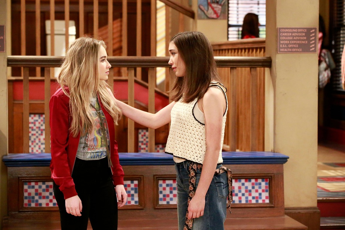 Girl Meets World - Season 3 Episode 14: Girl Meets She Don't Like Me