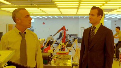 Suits - Season 1 Episode 03: Inside Track