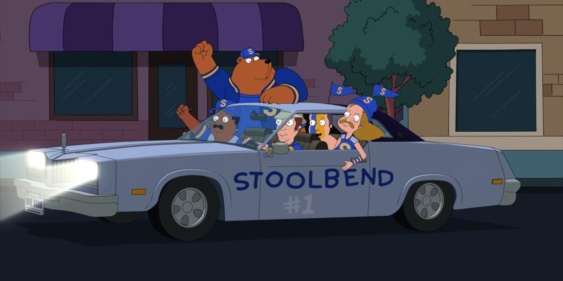 The Cleveland Show Season 4