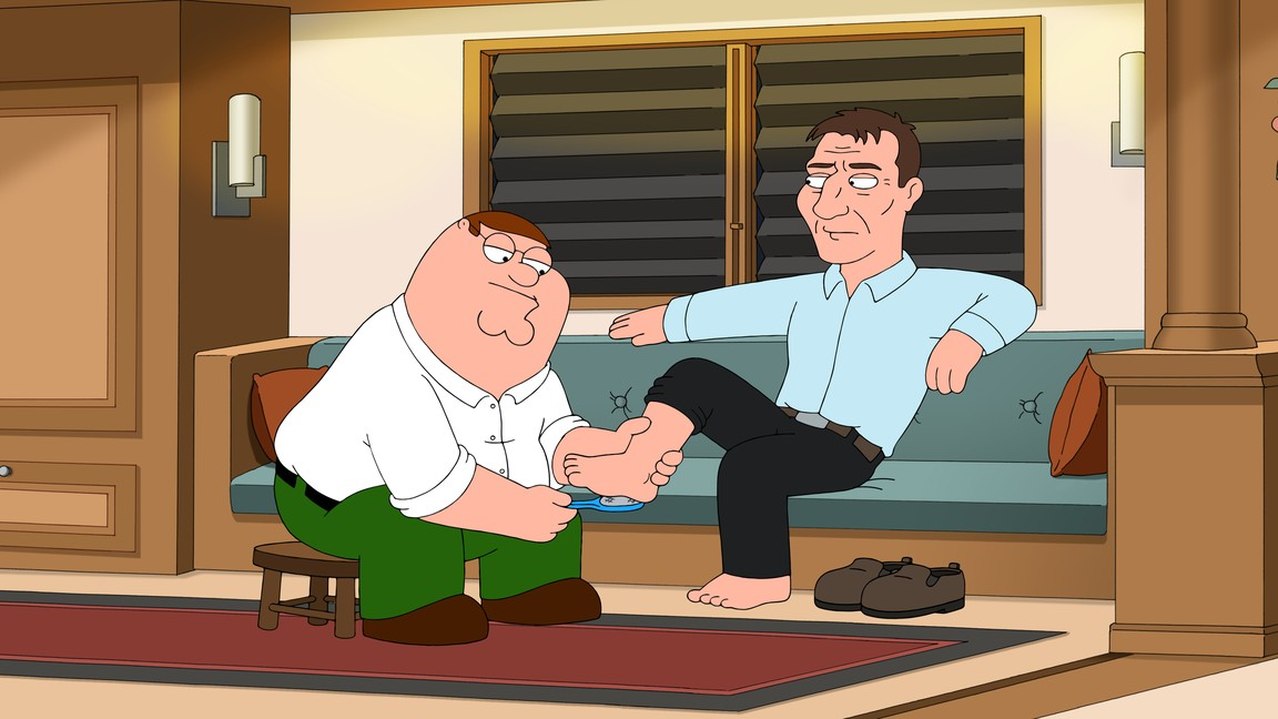 Family Guy - Season 13 Episode 17: Fighting Irish