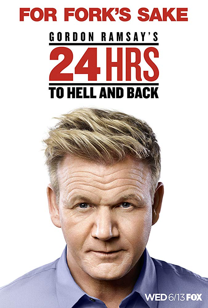 Gordon Ramsay's 24 Hours to Hell and Back - Season 2
