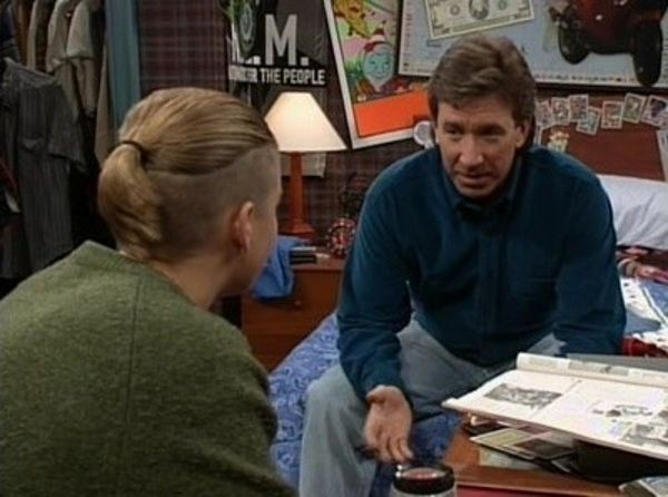 Home Improvement - Season 5 Episode 21: Engine and a Haircut, Two Fights