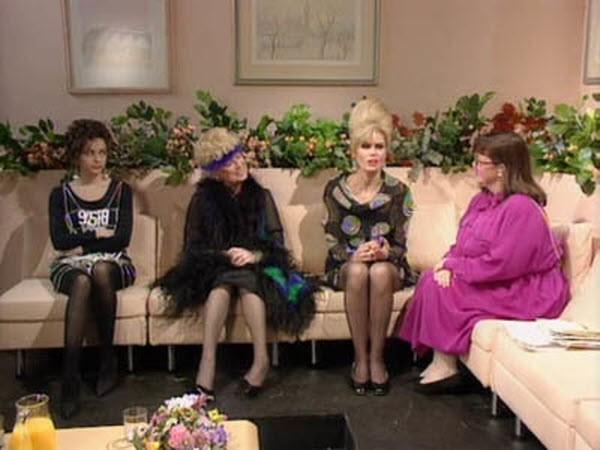 Absolutely Fabulous - Season 1 Episode 05: Birthday