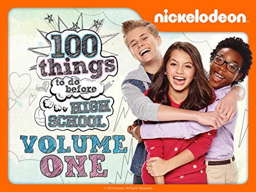 100 Things To Do Before High School - Season 1