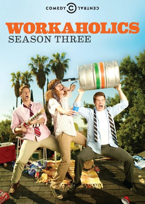 Workaholics - Season 3