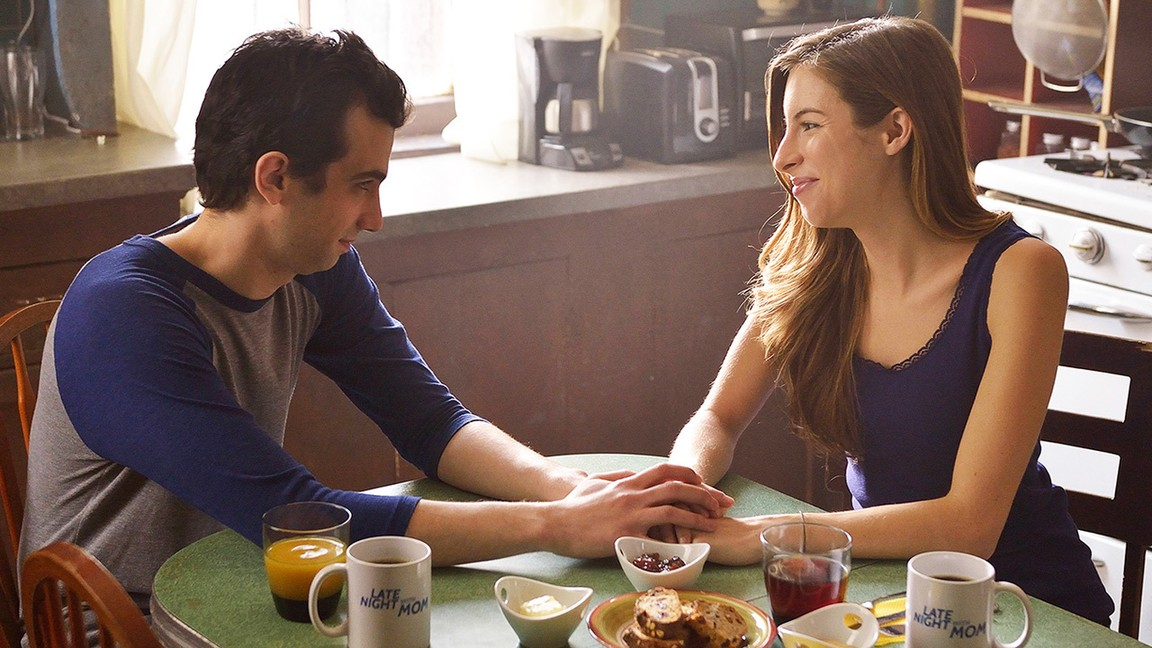 Man Seeking Woman - Season 1 Episode 08: Branzino