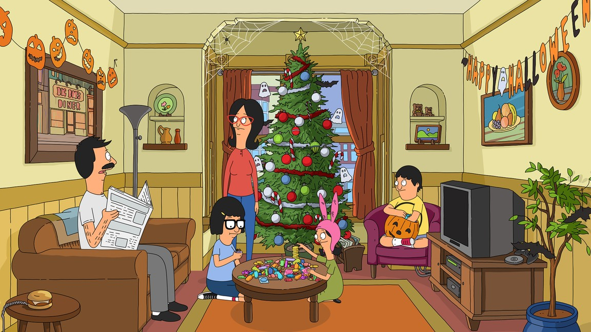 Bob's Burgers - Season 4 Episode 08: Christmas in the Car