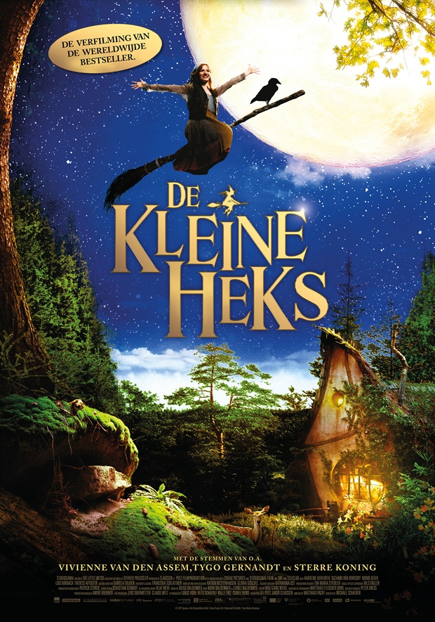 The Little Witch (Die kleine Hexe)