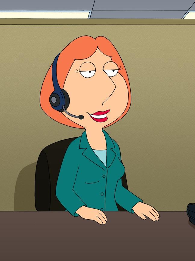 Family Guy - Season 11 Episode 14: Call Girl
