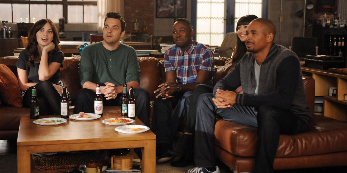 New Girl - Season 4 Episode 09: Thanksgiving IV
