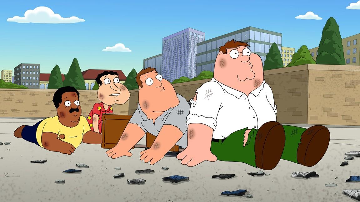Family Guy - Season 12