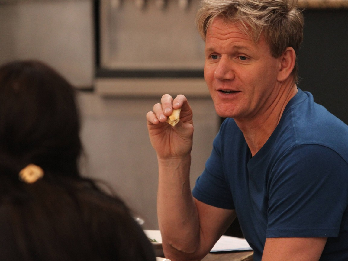 Kitchen Nightmares - Season 6 Episode 09: Sam's Mediterranean Kabob Room