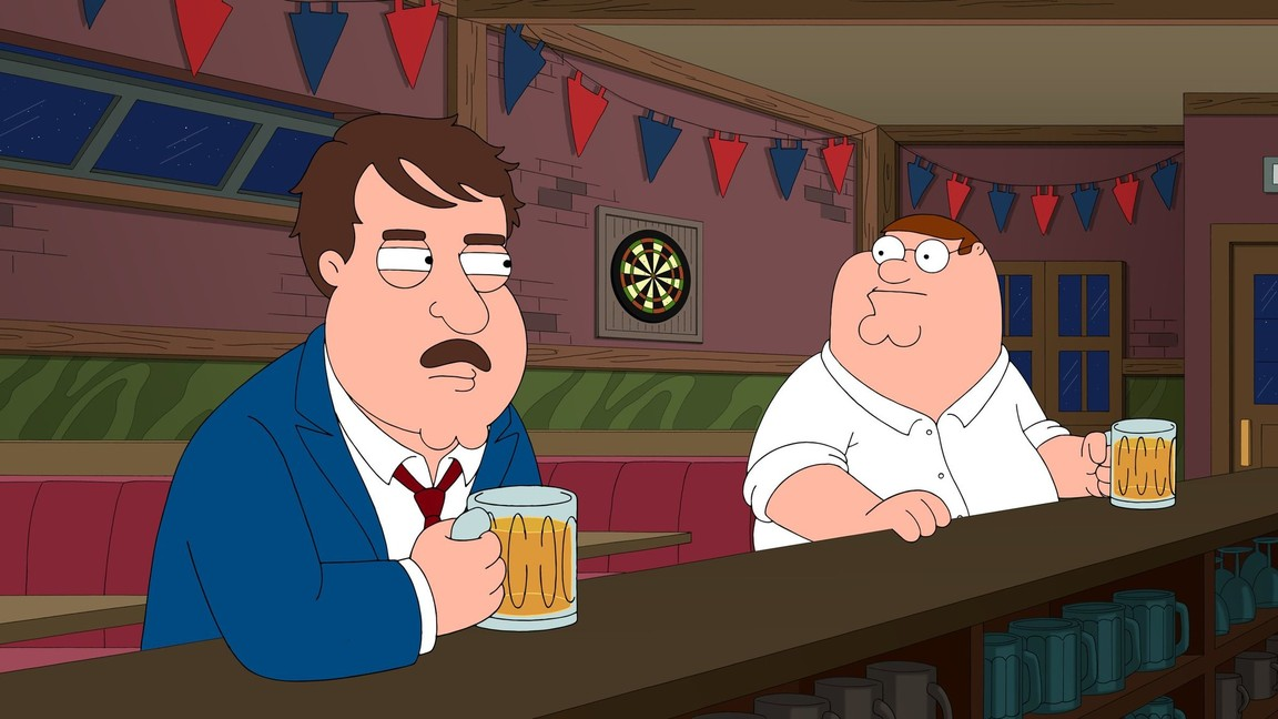 Family Guy - Season 14 Episode 18: The New Adventures of Old Tom