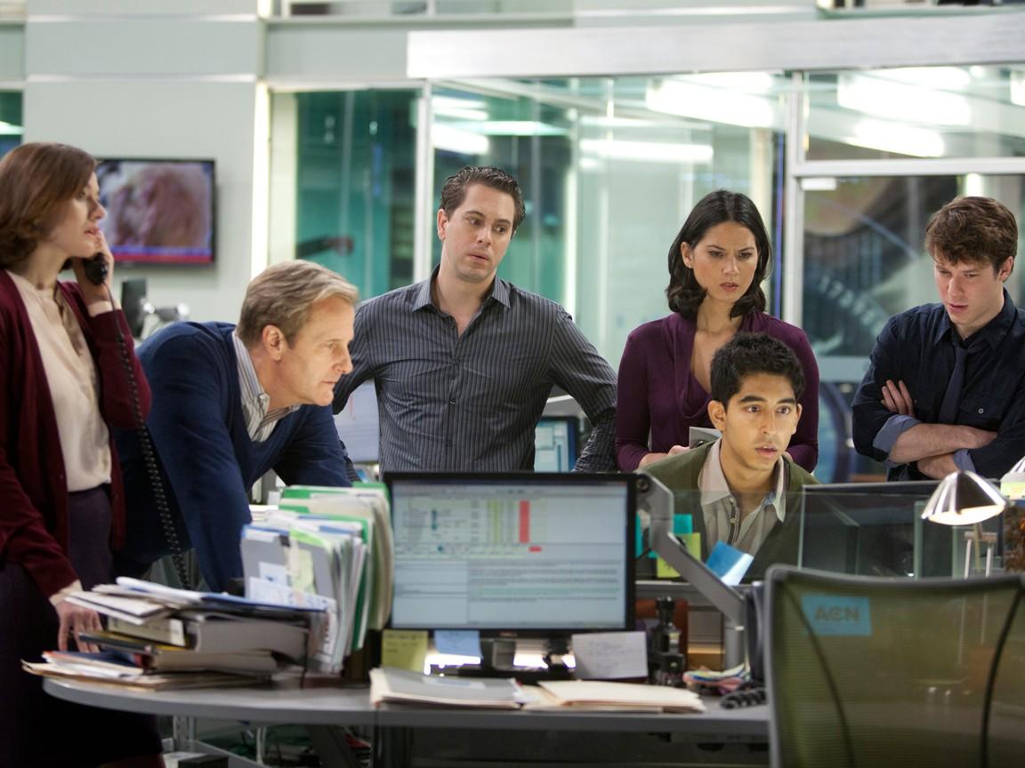 The Newsroom - Season 1 Episode 06: Bullies