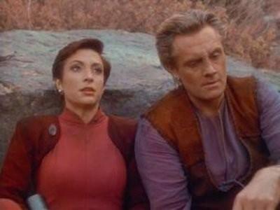 Star Trek: Deep Space Nine - Season 3 Episode 24: Shakaar