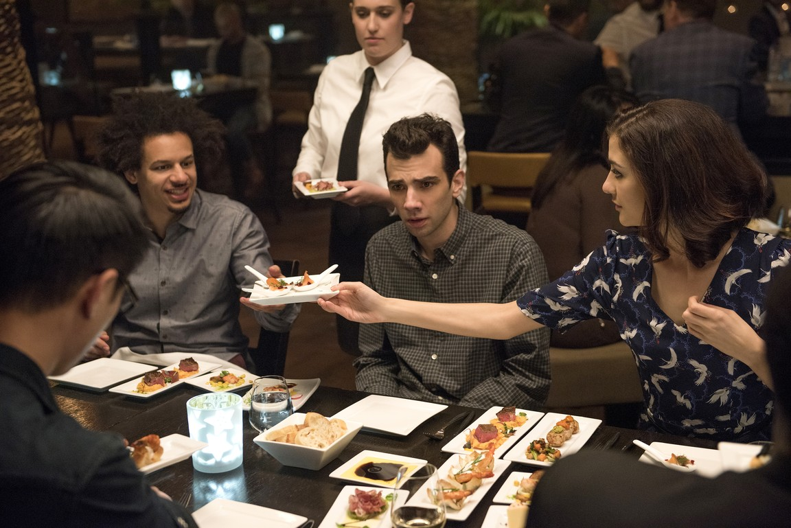 Man Seeking Woman - Season 3 Episode 05: Shrimp