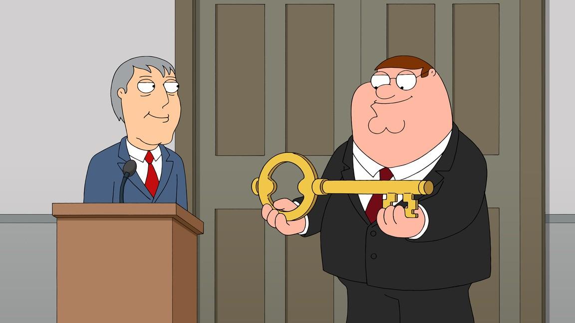 Family Guy - Season 13 Episode 14: #JOLO