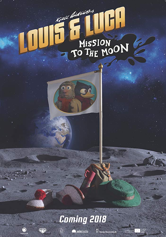 Louis & Luca - Mission to the Moon (Månelyst i Flåklypa)