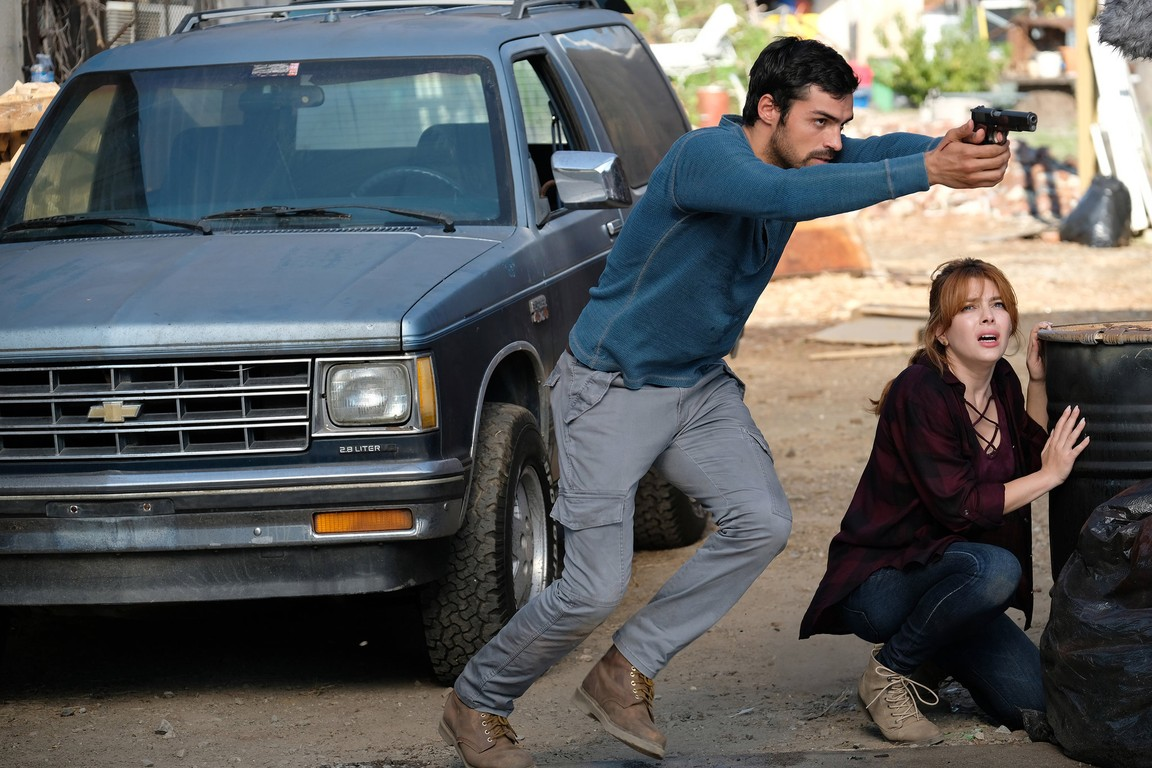 The Gifted - Season 1 Episode 04: eXit strategy