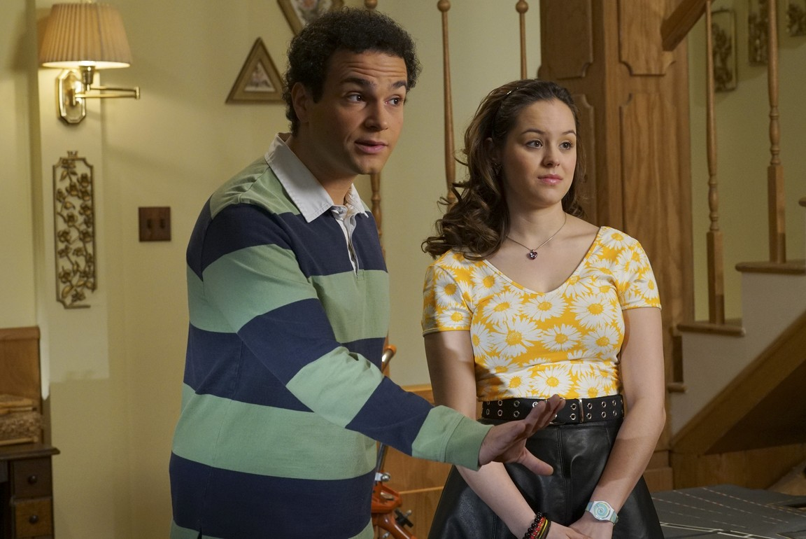 The Goldbergs - Season 3 Episode 22: Smother's Day