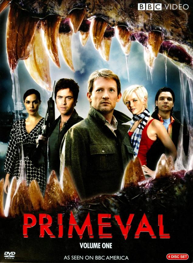 Primeval - Season 2 Episode 01