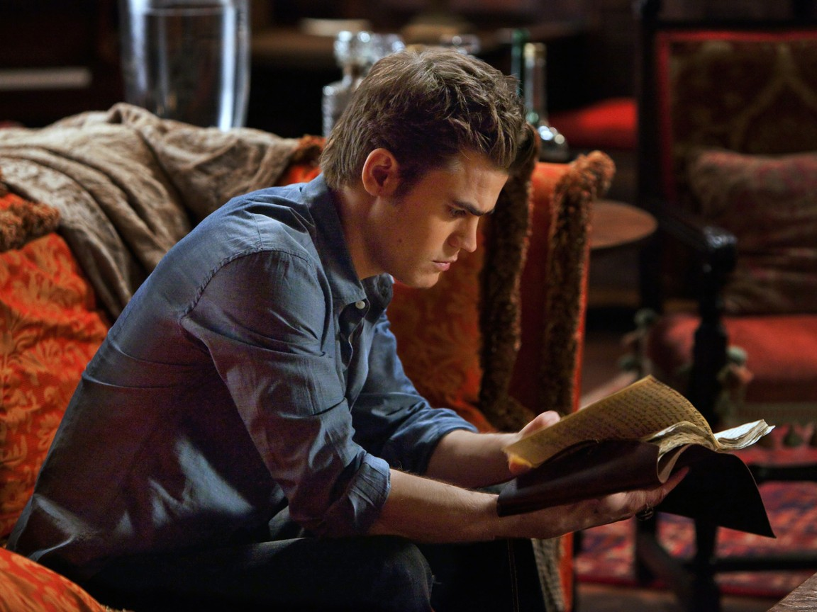 The Vampire Diaries - Season 2 Episode 16: The House Guest