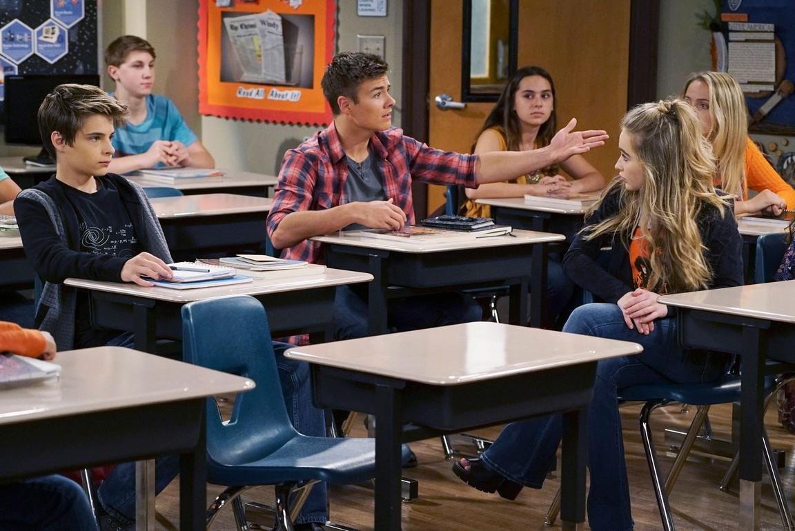 Girl Meets World - Season 2 Episode 30: Girl Meets Legacy