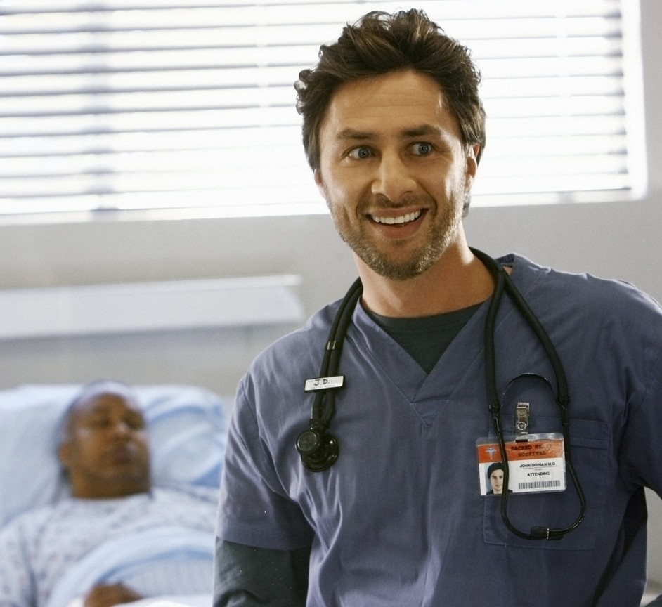Scrubs - Season 8 Episode 03: My Saving Grace
