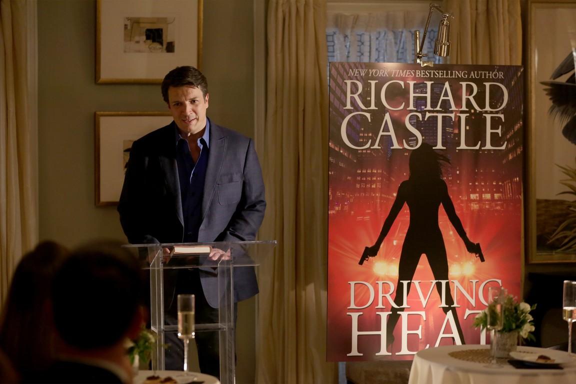 Castle - Season 8 Episode 10: Witness for the Prosecution