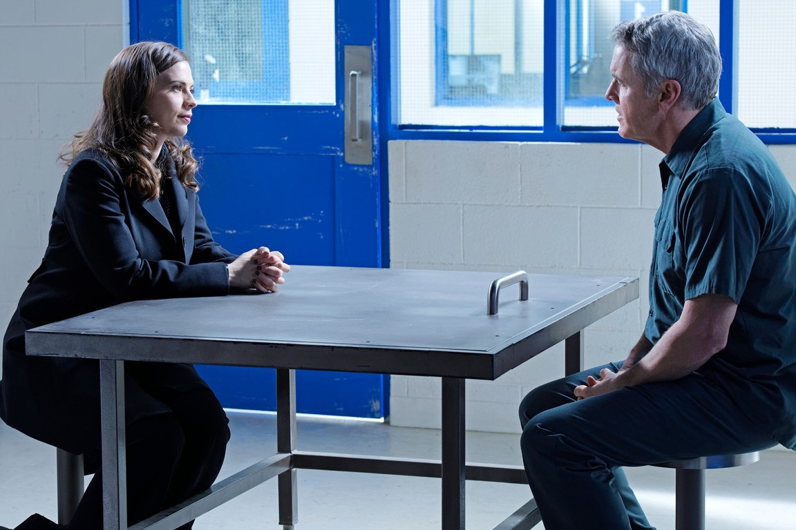 Conviction - Season 1 Episode 13: Past, Prologue & What's to Come