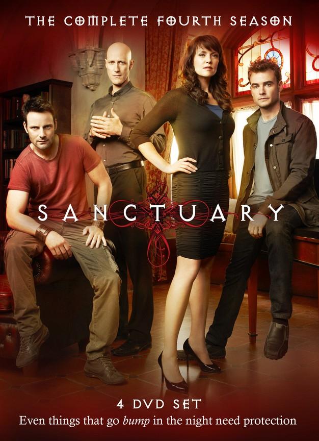 Sanctuary - Season 4 Episode 07: Icebreaker