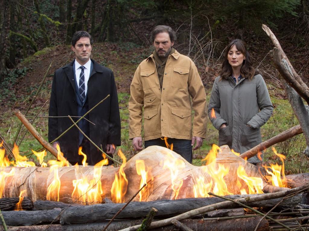 Grimm - Season 3 Episode 15: Once We Were Gods