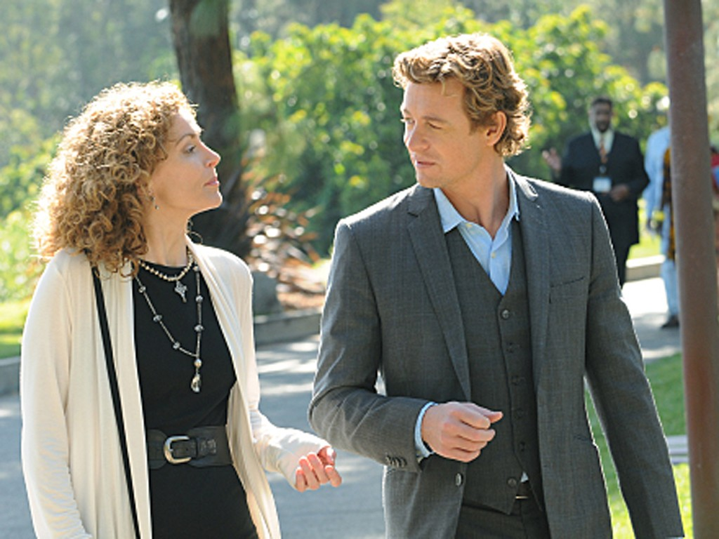 The Mentalist - Season 2 Episode 22 : Red Letter