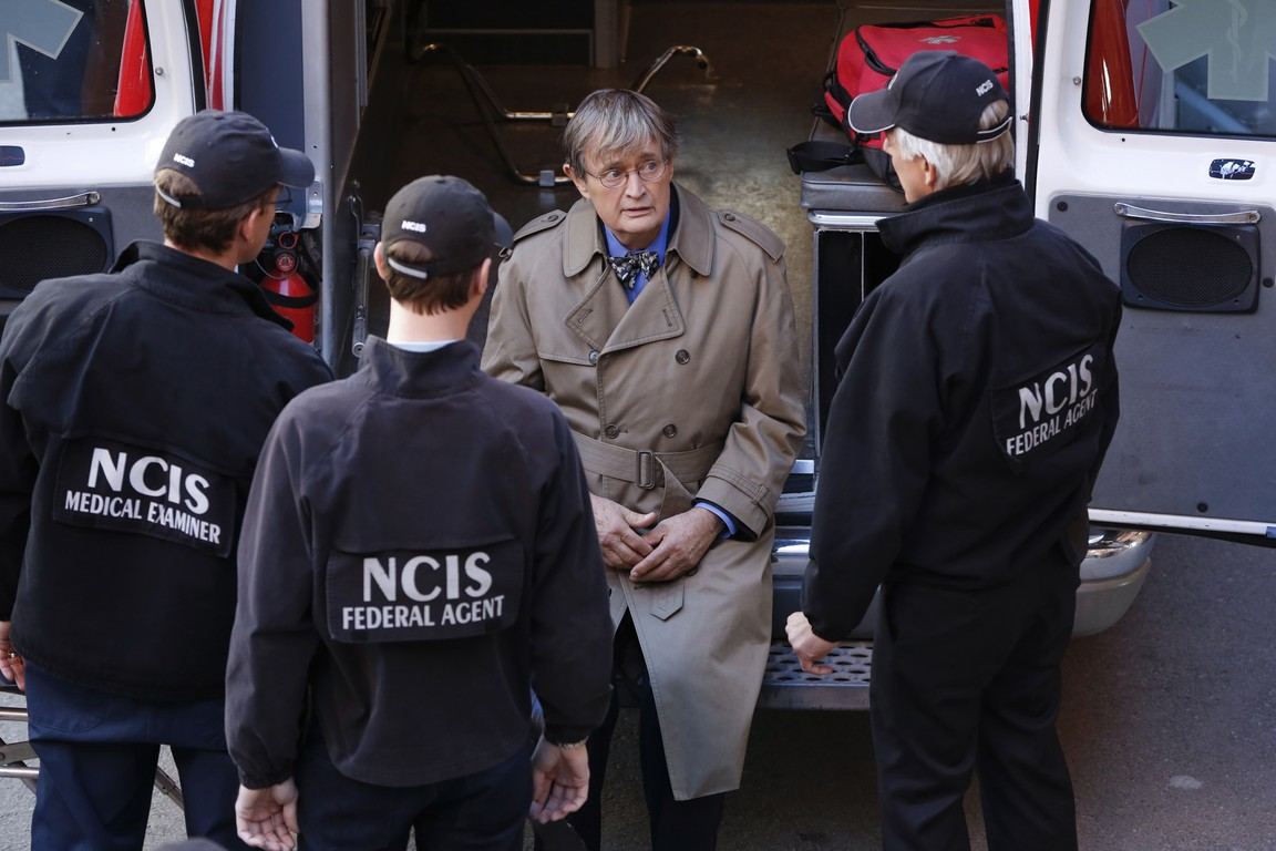 NCIS - Season 13 Episode 11: Spinning Wheel