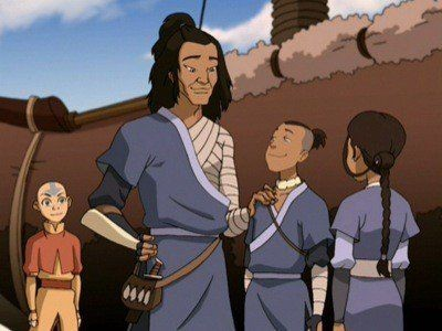 Avatar: The Last Airbender - Book 1: Water Episode 15: Bato of the Water Tribe