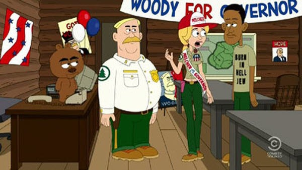 Brickleberry - Season 2 Episode 07: My Way Or The Highway
