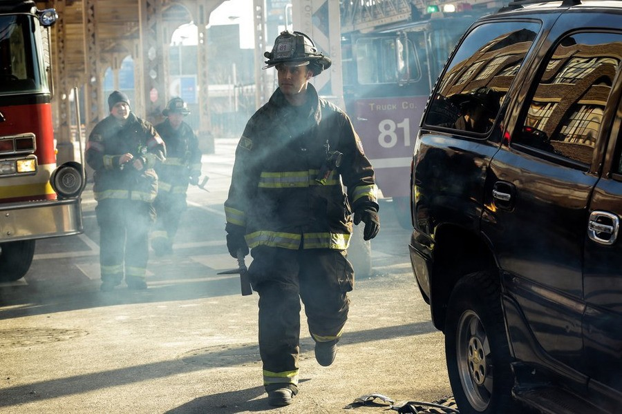 Chicago Fire - Season 3 Episode 12: Ambush Predator