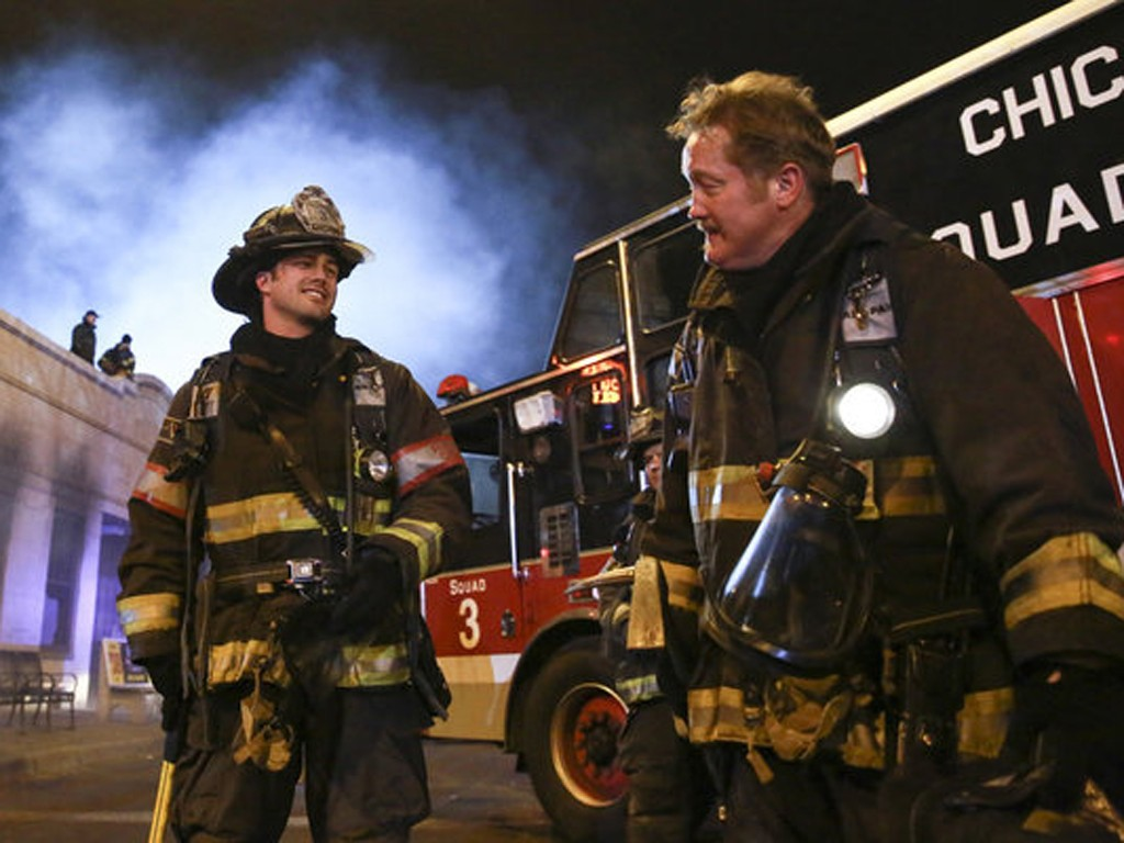 Chicago Fire - Season 1 Episode 22: Leaders Lead