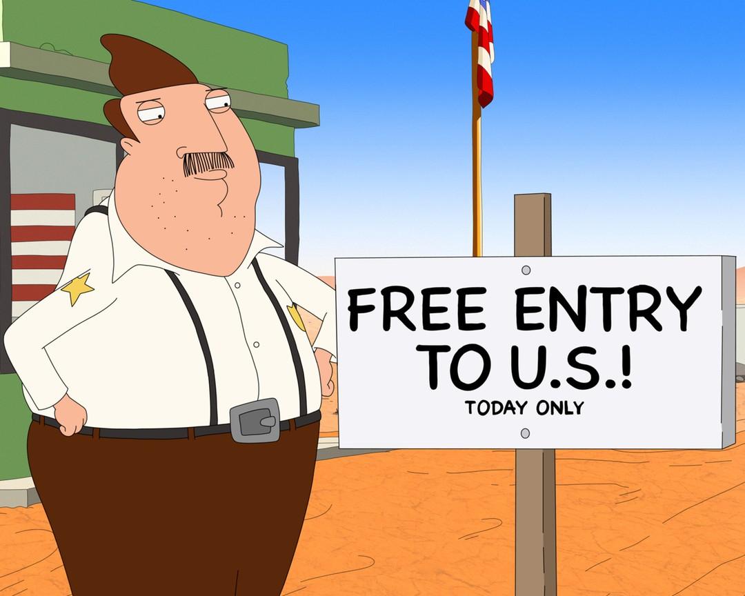 Bordertown - Season 1 Episode 02: Borderwall