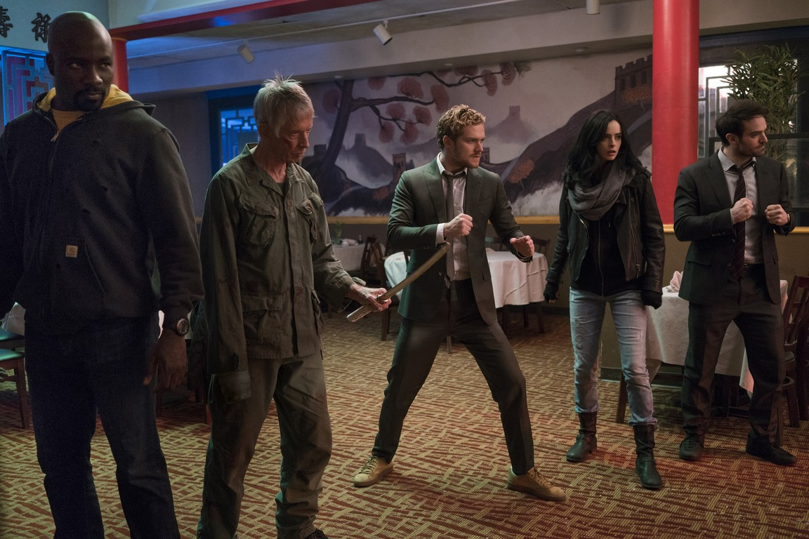 Marvel's The Defenders - Season 1 Episode 04: Royal Dragon