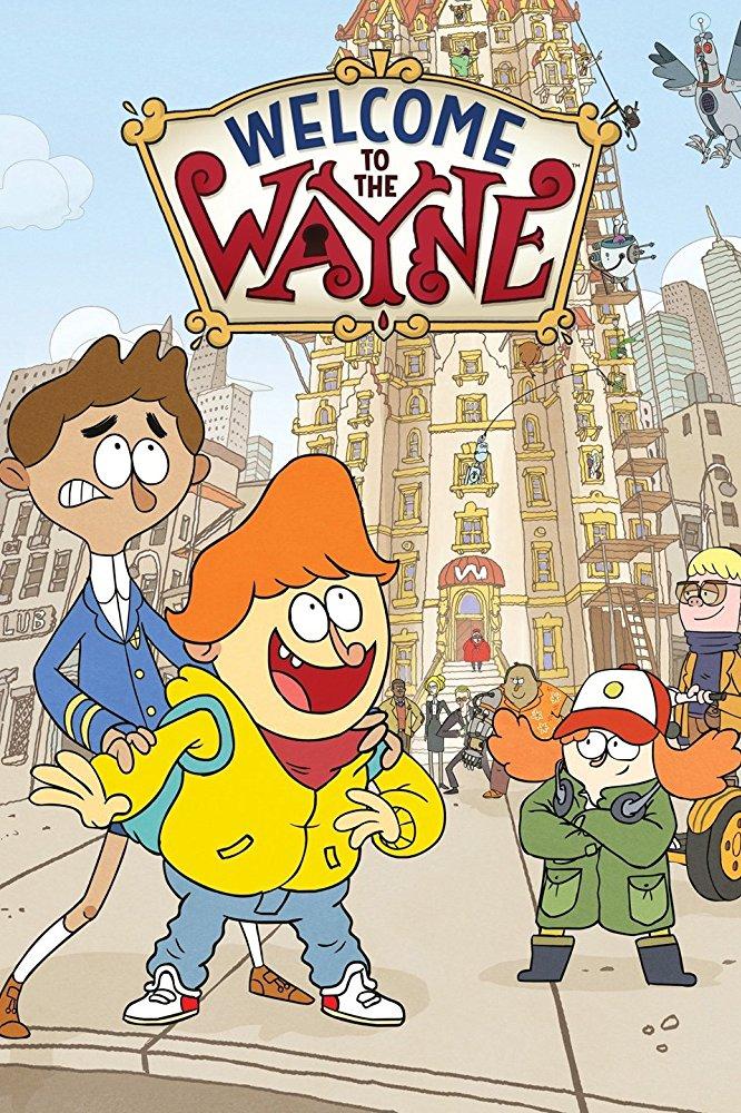 Welcome to the Wayne- Season 1