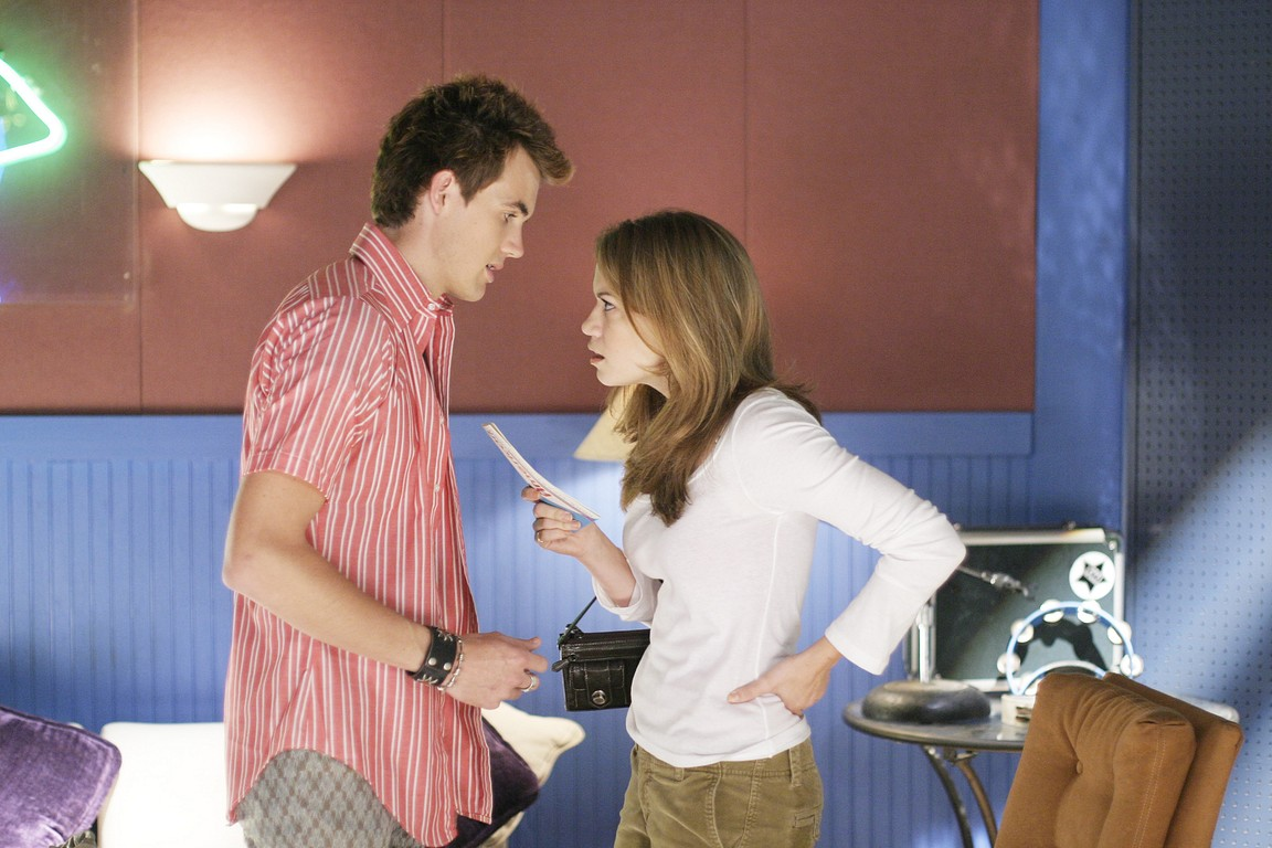One Tree Hill - Season 2 Episode 10: Don't Take Me for Granted