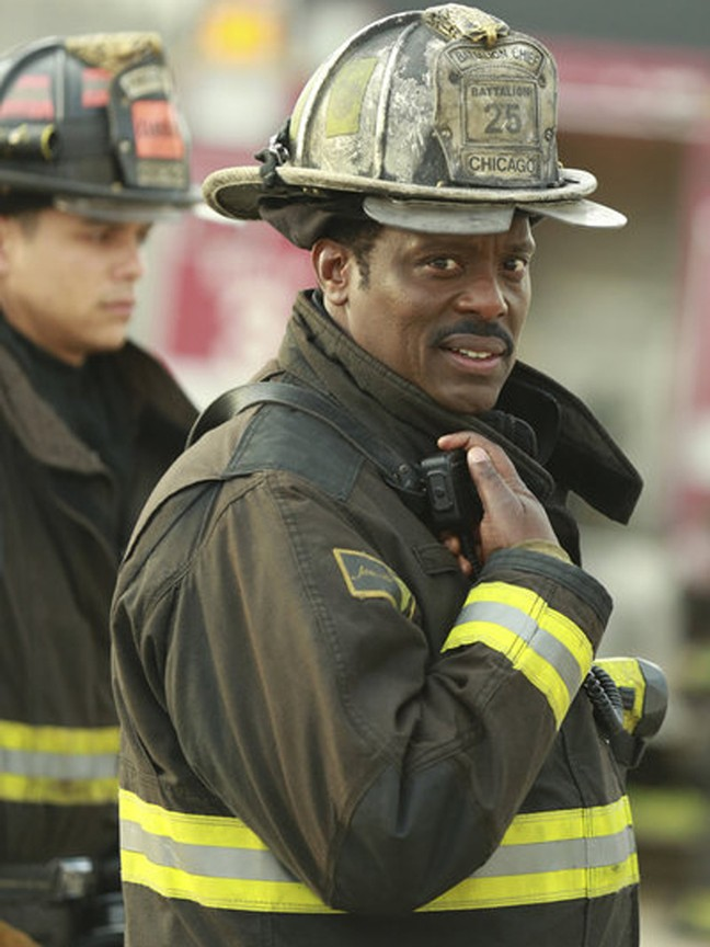 Chicago Fire - Season 1 Episode 24: A Hell of a Ride