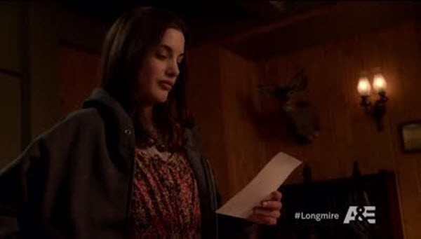 Longmire - Season 1 Episode 08: An Incredibly Beautiful Thing